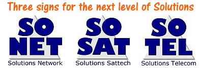 SONET - SOSAT - SOTEL